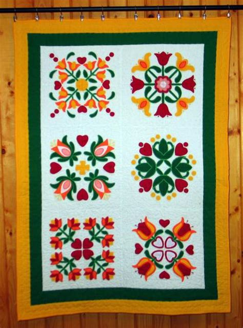 Advanced Embroidery Designs Free Projects And Ideas - advanced embroidery designs applique flower quilt block set