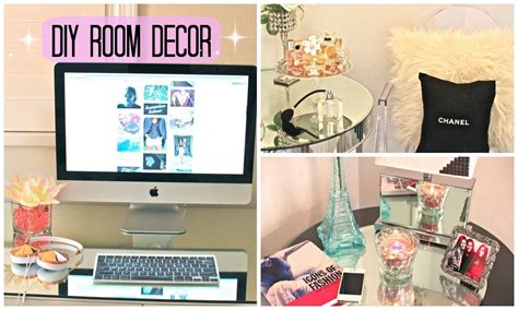 Diy Projects For Bedroom Decor Diy Room Decor Cute Amp Affordable Youtube