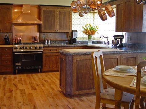 kitchen wood flooring ideas kitchen flooring ideas pictures hgtv