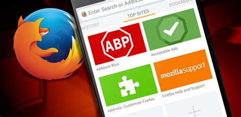 adblock firefox mobile adblock plus rolls out ad blocking android browser
