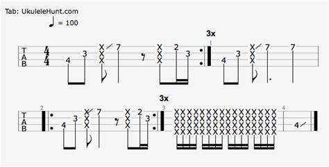 strumming pattern love you till the end ukulele ukulele chords fingers ukulele chords and