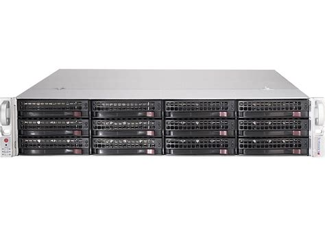 home storage server supermicro superstorage ssg 5029p e1ctr12l 2u storage