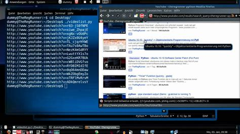 download youtube list youtube video list download python demo script youtube