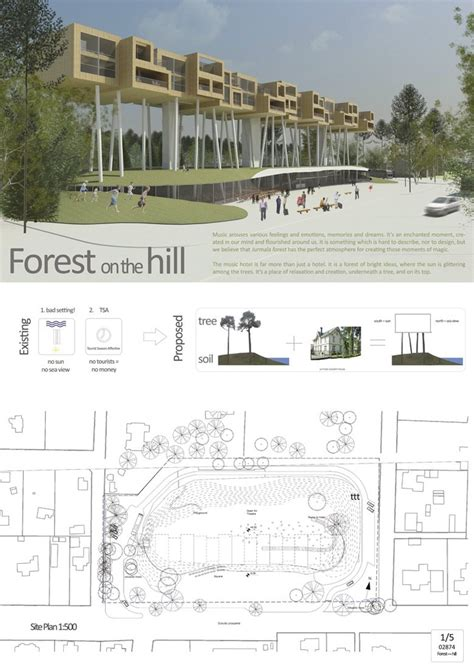 design competition proposal hotel liesma proposal by praud design competitions the