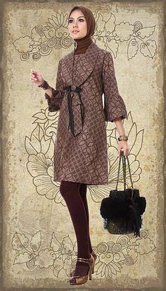 Tunik Batik Parang Shoft 1000 images about model baju on batik blazer