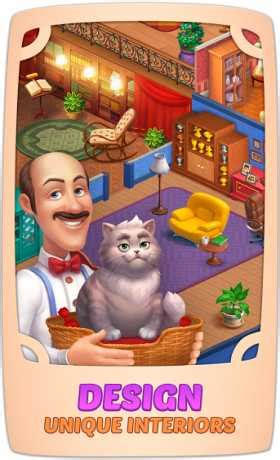 homescapes  apk mod coins lives android