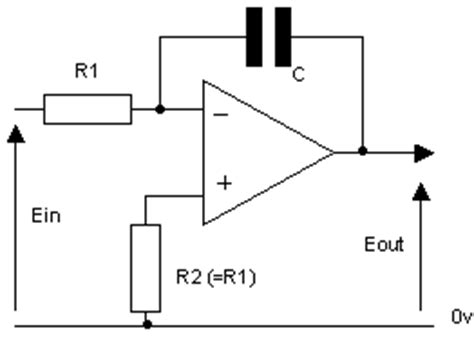 leaky integrator circuit op circuits