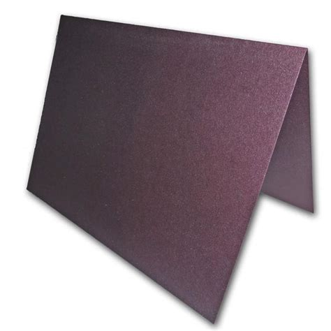 Overstock Discount Gift Card - shimmery blank bulk pack ruby a6 folded discount card stock cutcardstock