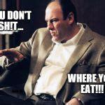 Sopranos Meme - pics for gt tony soprano meme