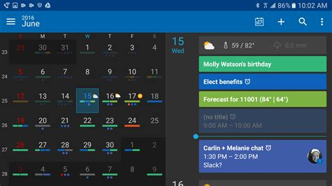 android calendar the 18 best apps to manage your schedule zapier