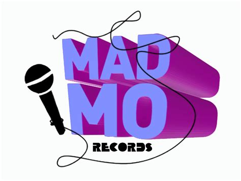 Mo Records Mad Mo Records Logo
