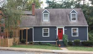 grey house colors grey house with yellow red front door design ideas 2017 pics included