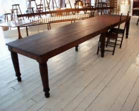 trestle dining table seats 10 collections