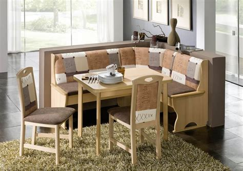 dining set bench kitchen nook furniture room ideas