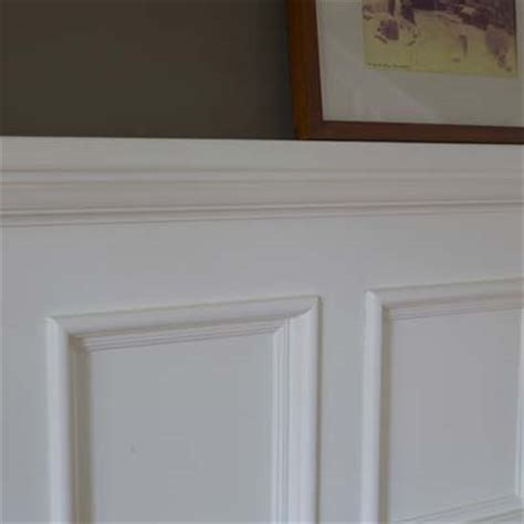 Square Panel Wainscoting Style And Function Custom Wainscoting For 4 49 A Square
