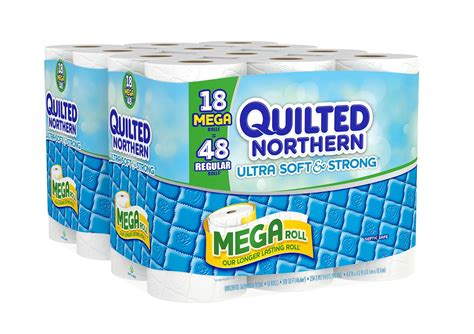 Who Makes Northern Toilet Paper - quilted northern 36 mega rolls just 16 24 shipped