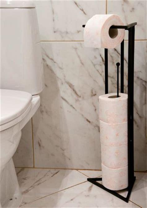 designer toilettenpapierhalter designer toilettenrollenst 228 nder luxx black