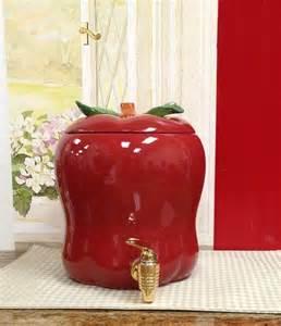 apple kitchen decor fancy tuscany apple shaped kitchen decor ceramic