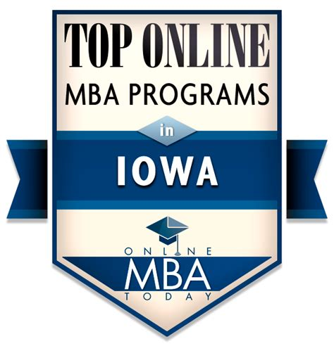 Union Mba Curriculum by Top 3 Mba Programs In Iowa Mba Today