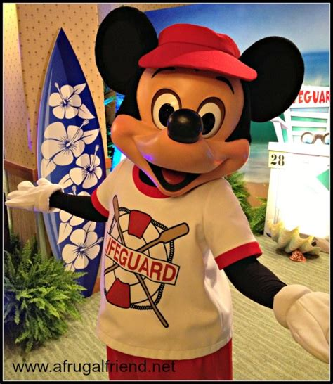 Surf S Up Breakfast With Mickey And Friends At Pch Grill - surf s up breakfast with mickey and friends at disney s paradise pier hotel a