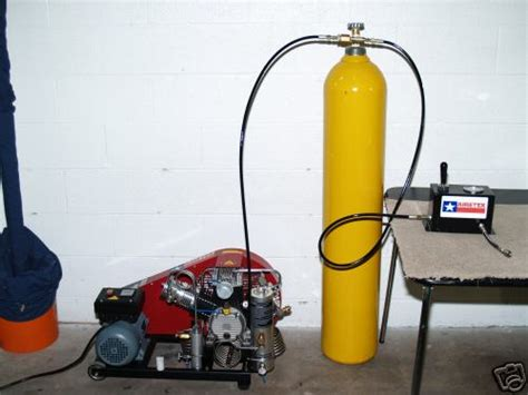 high pressure breathing air compressor  systems