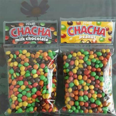 Cha Cha Permen Coklat 500 gram cha cha coklat delfi chacha grosir cokelat kiloan