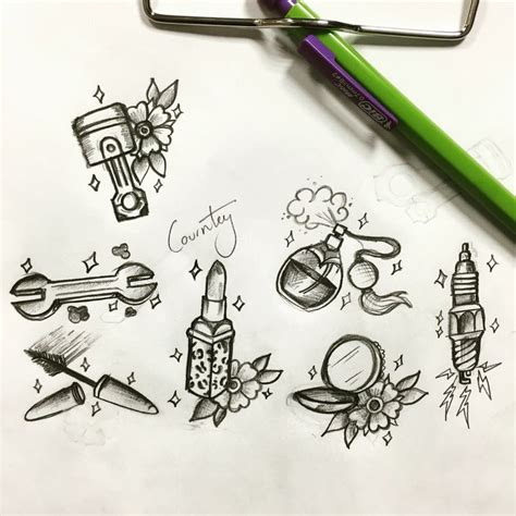 tattoo filler ideas small gap fillers tattoos drawing makeup tatts