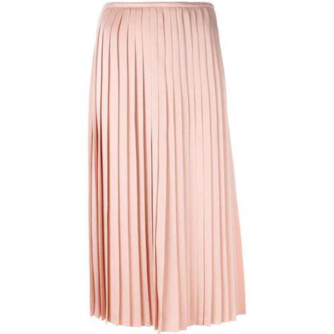 light pink pleated skirt best 25 light pink skirt ideas on pink skirts