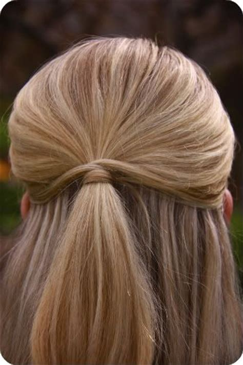 everyday hairstyles half up 451 best images about pretty hairstyles on pinterest her
