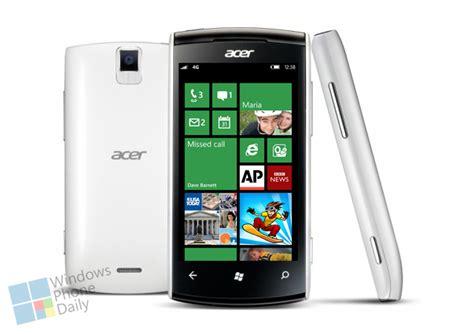 Hp Acer Windows Phone acer wp8 2013