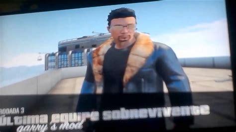 garrys mod gameplay gta v garry s mod gta v xbox 360 youtube