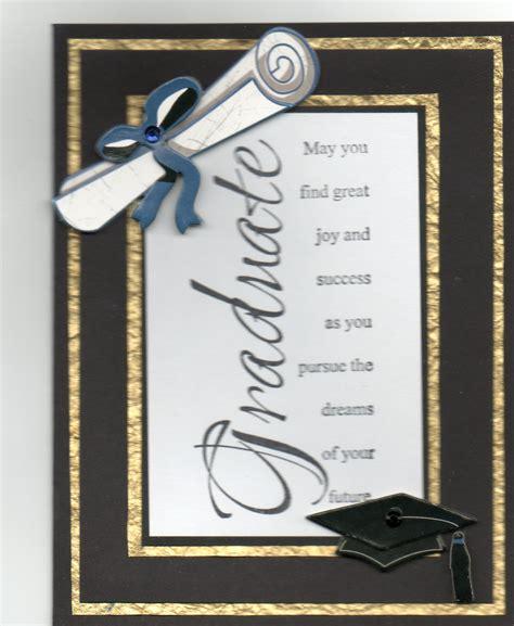 how to make graduation cards graduation card i made today graduation cards