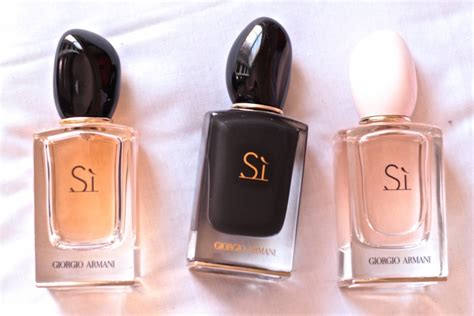 Armani Si giorgio armani s 237 edt review not another poppie