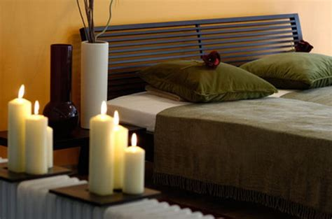 Candlelit Bedroom Ideas by Decorating Tips For Using Candles Decoration Ideas