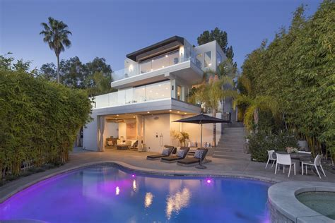 Ranch Style House Pictures by Hollywood Hills Los Angeles Curbed La