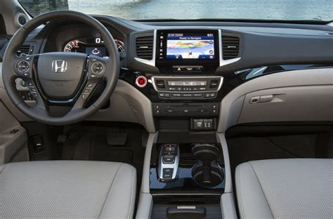 Honda Pilot Interior Dimensions by 2018 Honda Pilot Changes Specs And Engine Performance