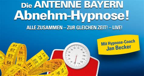 Musterbrief Antenne Bayern Die Antenne Bayern Abnehm Hypnose Antenne Bayern