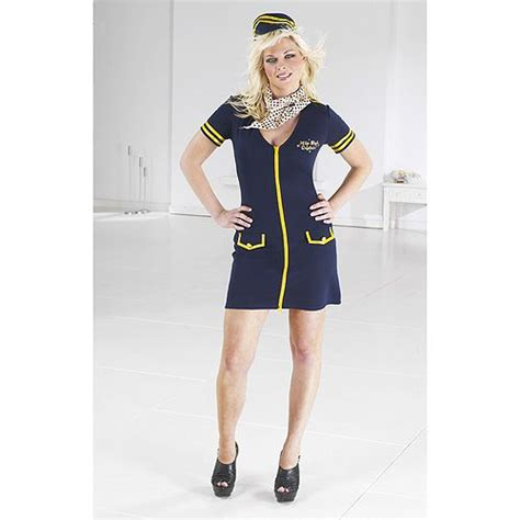 bedroom costume roleplay mile high air stewardess costume bedroom pleasures