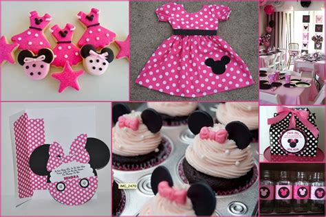 Minnie Mouse St Birthday Decorations how to prepare minnie mouse birthday margusriga