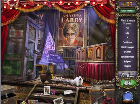 Find Giveaways - tips tricks how to play hidden object games