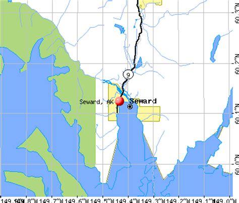 us map seward alaska seward alaska ak 99664 profile population maps real