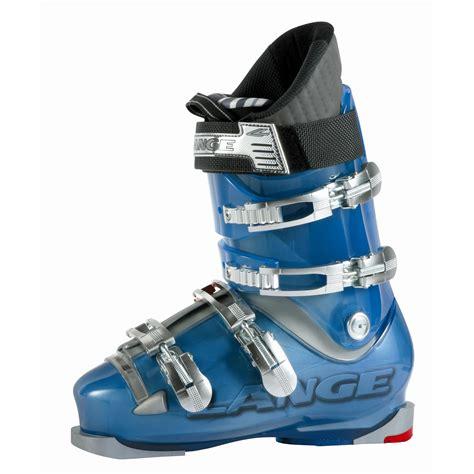 lange ski boots lange fluid 100 ski boots 2007 evo outlet