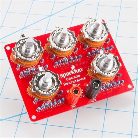 decade resistor manual decade resistance box manual 28 images time electronics 1040 decade resistance box