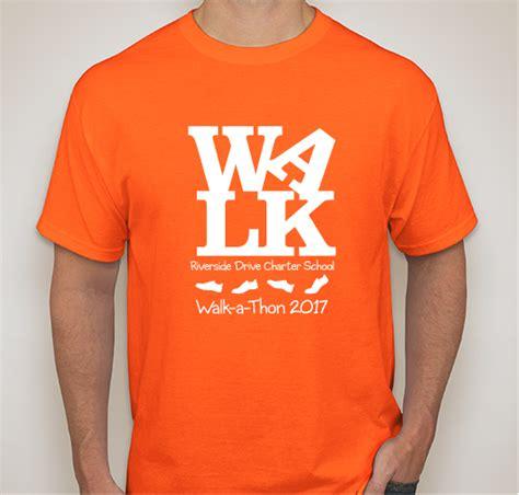 design a shirt fundraiser walk a thon t shirt custom ink fundraising