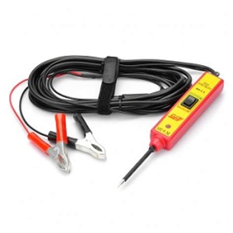 jtc 1248 electric circuit tester probe garage tool