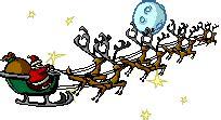 Renne Di Babbo Natale Luminose by Foto Animate Per Auguri Di Natale Da Inviare Su Whatsapp
