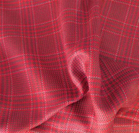 wool fabric glen plaid suiting 2 5 yards