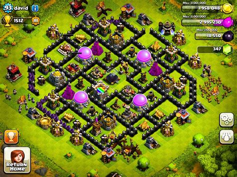 hd town hall 7 town hall 7 strong base picture hd