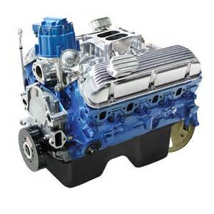 blueprint 302 ford rod crate engine w rear sump pan