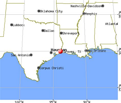 groves texas map groves texas tx 77619 77642 profile population maps real estate averages homes